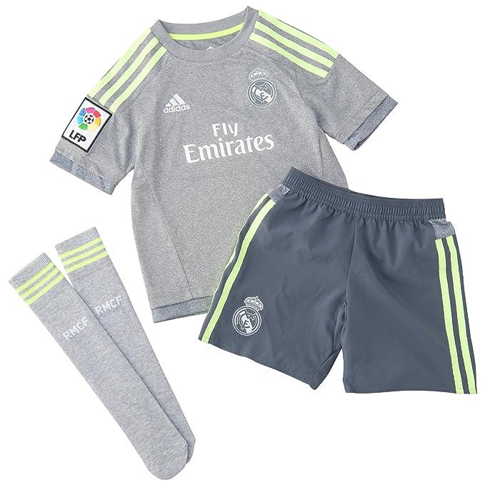 adidas Real Madrid Away Miniconjunto, Niños