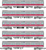 鉄道コレクション 鉄コレ 大阪市交通局 地下鉄御堂筋線10A系 増結5両セット A ジオラマ用品
