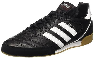 3b8f4b14d adidas Kaiser 5 Goal Men's Footbal Shoes, Black (Black/Running White  Footwear)