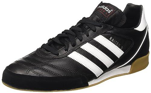 adidas Kaiser 5 Goal - Zapatillas de deporte, Hombre, Multicolor (Negro/Blanco