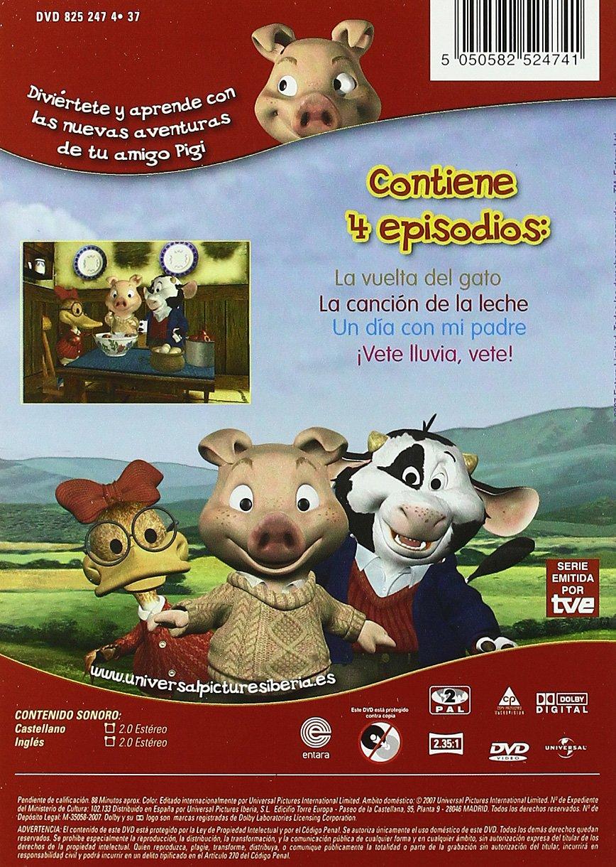 Amazon.com: Pigi Y Sus Amigos Pigi Echa Una Mano (Import Movie) (European Format - Zone 2) (2007) Varios; John Over: Movies & TV