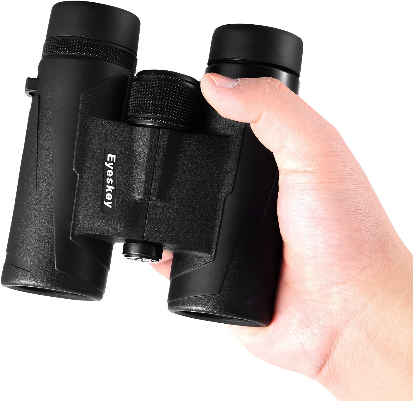 Eyeskey 10x32 Professional Waterproof Binoculars for Adults Compact and Lightweight Best partner for Your Traveling Outdoor activities and Daily Use