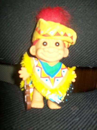 amazon com mexican troll toys games