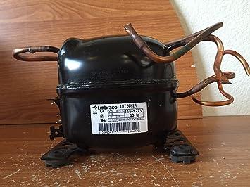Whirlpool W10823815 - Compresor de refrigerador original (OEM) parte para Whirlpool, Kenmore,