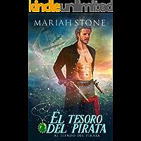 El tesoro del pirata: Una novela corta de romance histórico de viajes en el tiempo en las islas del Caribe (Al tiempo…