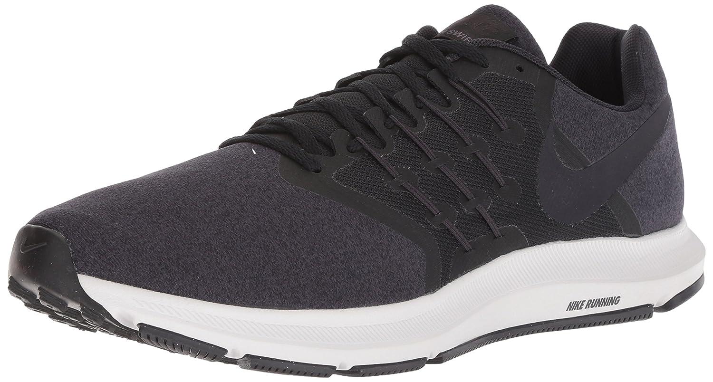 NIKE Men's Swift Running Shoe B078NDTQ4L 12 M US Black/Oil Grey-vast Grey