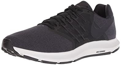59ab578550f Nike Men s Swift Running Shoe Black Oil vast Grey