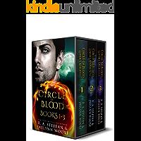 Circle of Blood: Books 1 - 3 (Circle of Blood Bundle)