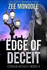 Edge of Deceit: A Corpus Agency Romantic Espionage Thriller Kindle Edition