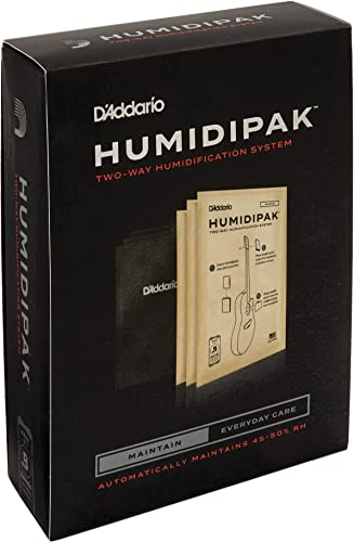 D'Addario Humidipak Automatic Humidity Control System