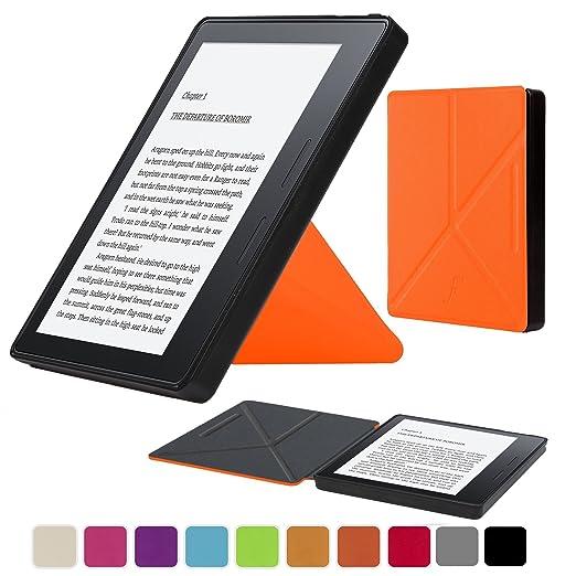 397 opinioni per Forefront Cases® Kindle Oasis Smart Case Cover Custodia Caso Origami- Protezione