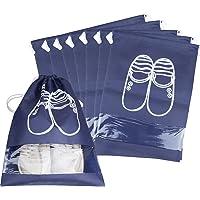10 Pack Bolsas para Zapatos, ZWOOS Bolsa Impermeable