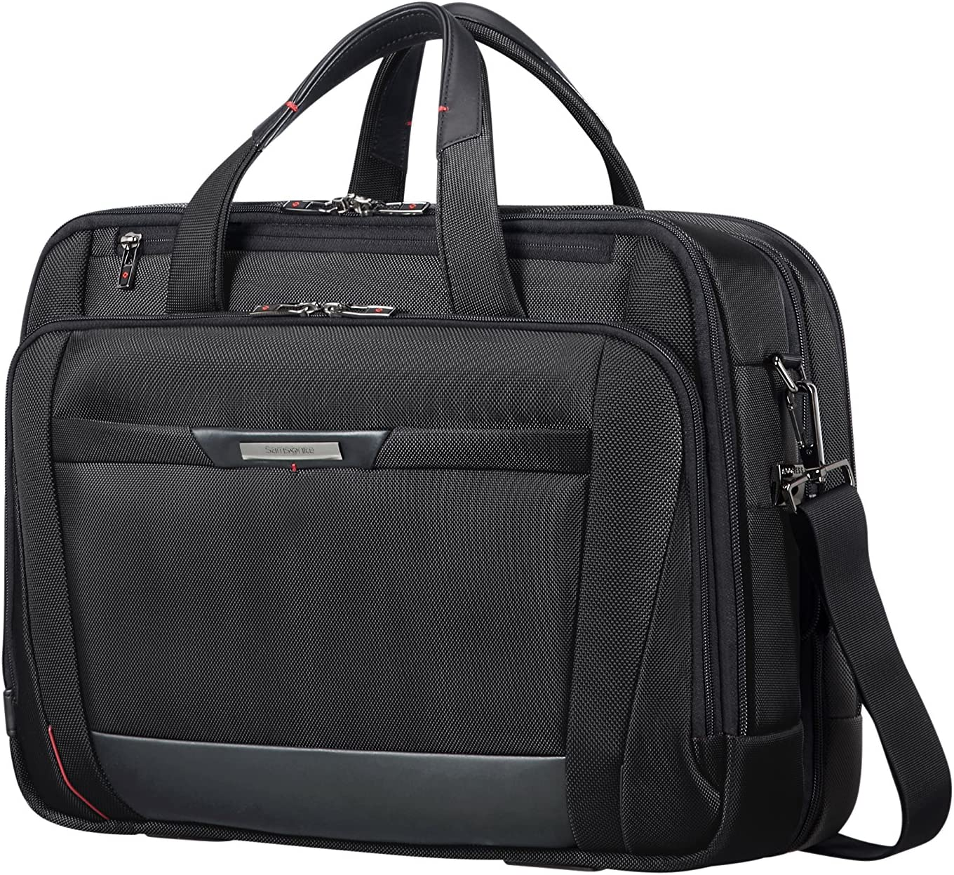 Samsonite PRO-DLX 5 - Bailhandle Expandable for 17.3