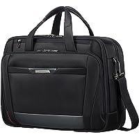 """Samsonite PRO-DLX 5 - Bailhandle Expandable for 17.3"""" Laptop 24.5/31L, 1.7 KG Maletín, 46 cm, 24.5 liters, Negro (Black)"""