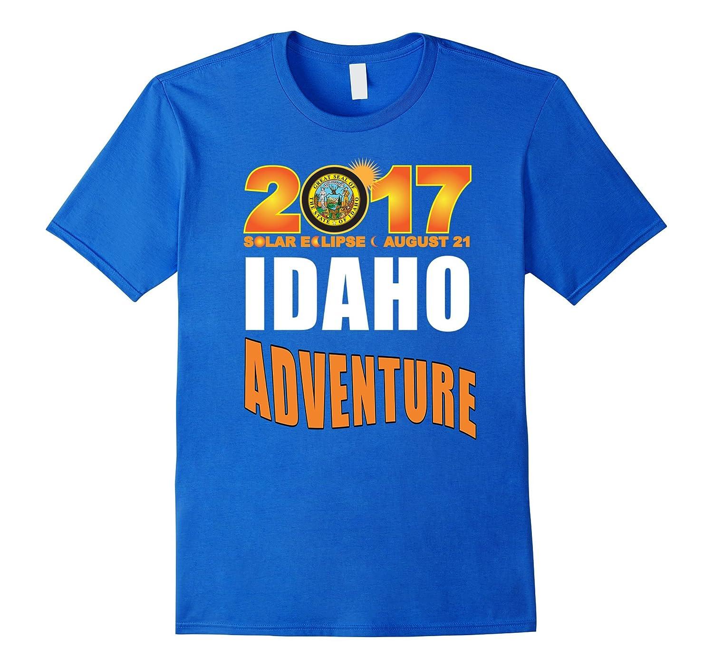 2017 Total Eclipse Idaho Adventure T-Shirts
