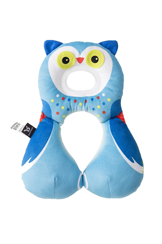 BenBat Travel Friends Baby Head/Neck Support, Owl , 1-4 years 308.0