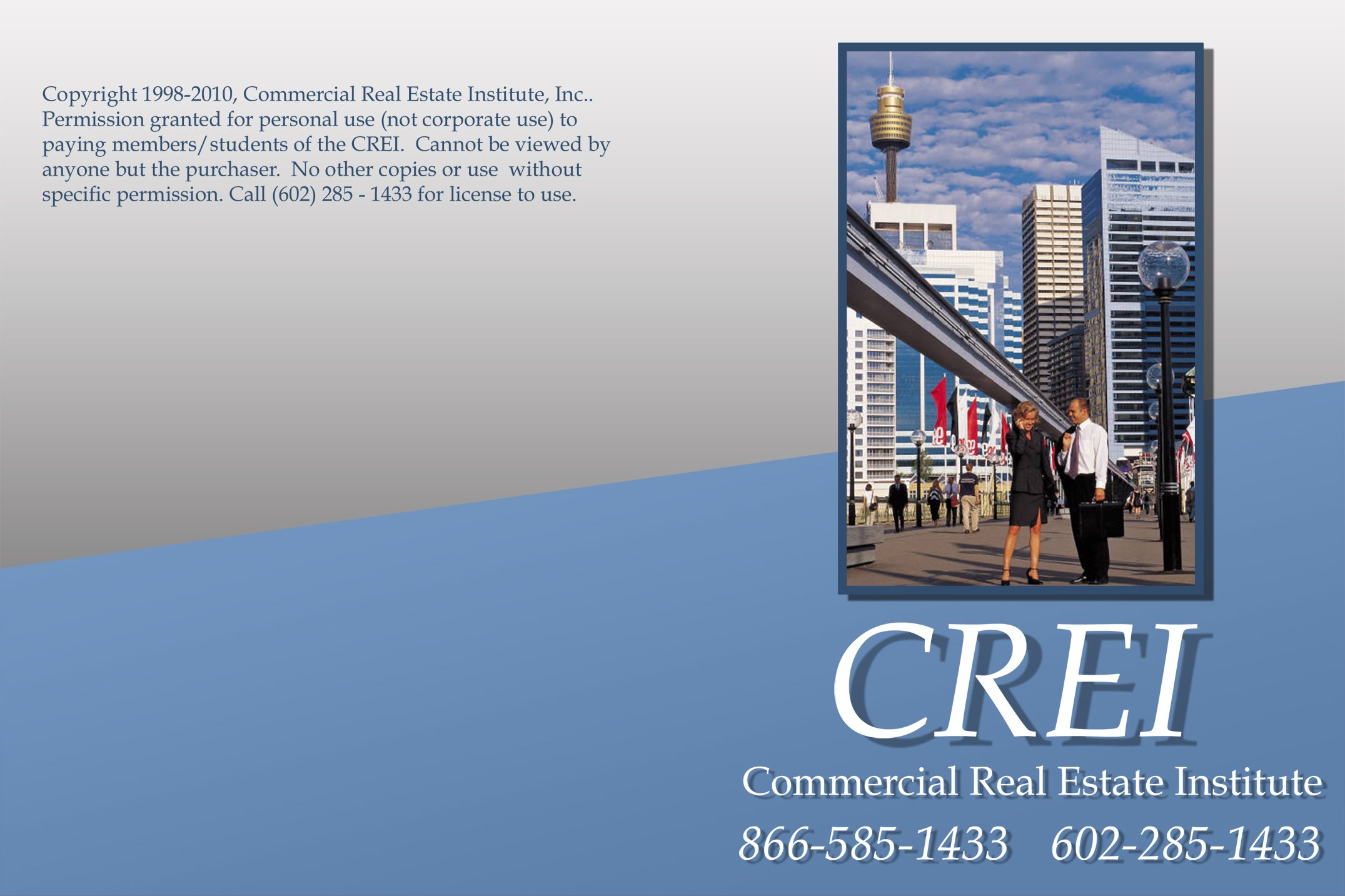 Certified Commercial Sales Specialist Training Commercial Real