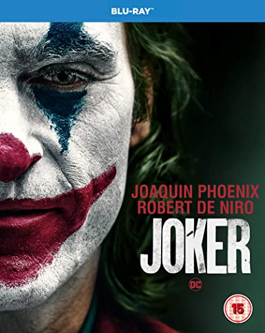 Joker [Blu-ray] [2019]