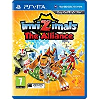 Invizimals: The Alliance (Playstation Vita) Ps Vita
