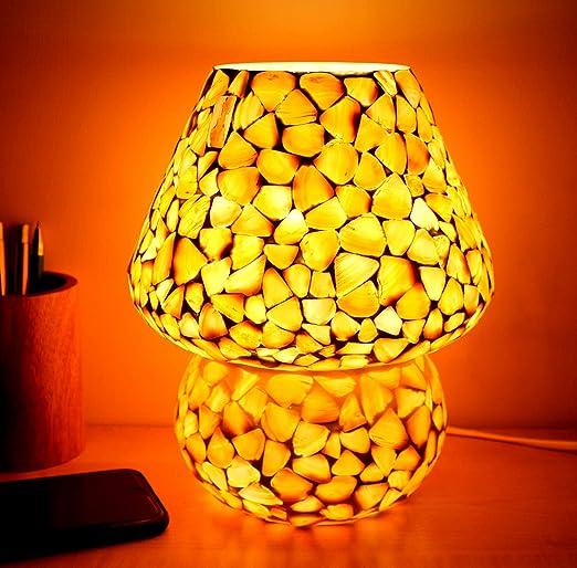 eSplanade Lámpara de mesa decorativa de 9.75