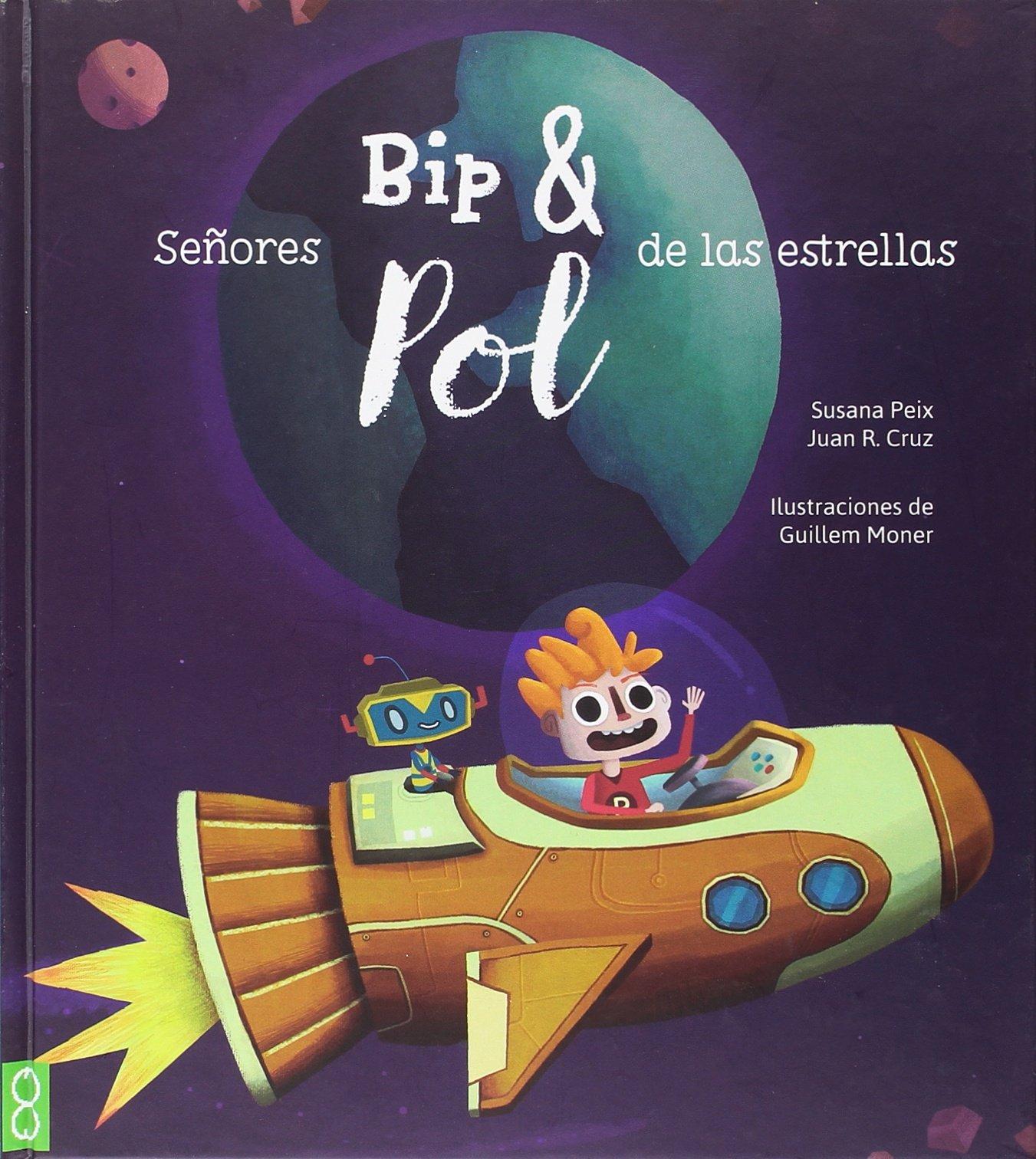 Bip & Pol (Spanish) Paperback – January 1, 1900