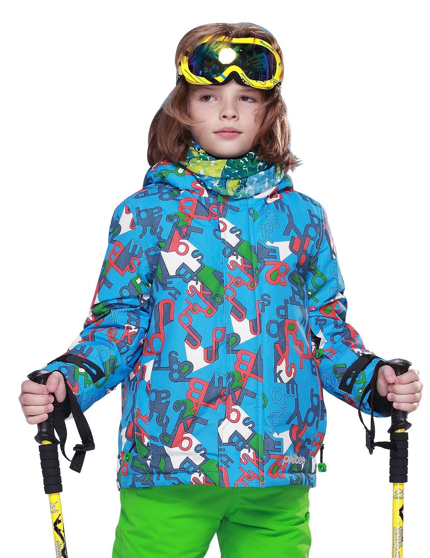 Amazon.com   PHIBEE Big Boys  Outdoor Waterproof Fleece Warm Snowboard Ski  Jacket   Sports   Outdoors eecfe6d7f