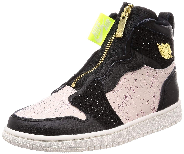 hot sales e334e 33f6e Amazon.com   NIKE Kid s Dual Fusion ST 2 456970 005 Black Pink Blue White  Running Sneaker (KIDS 4.5, Black Pink Blue White)   Running