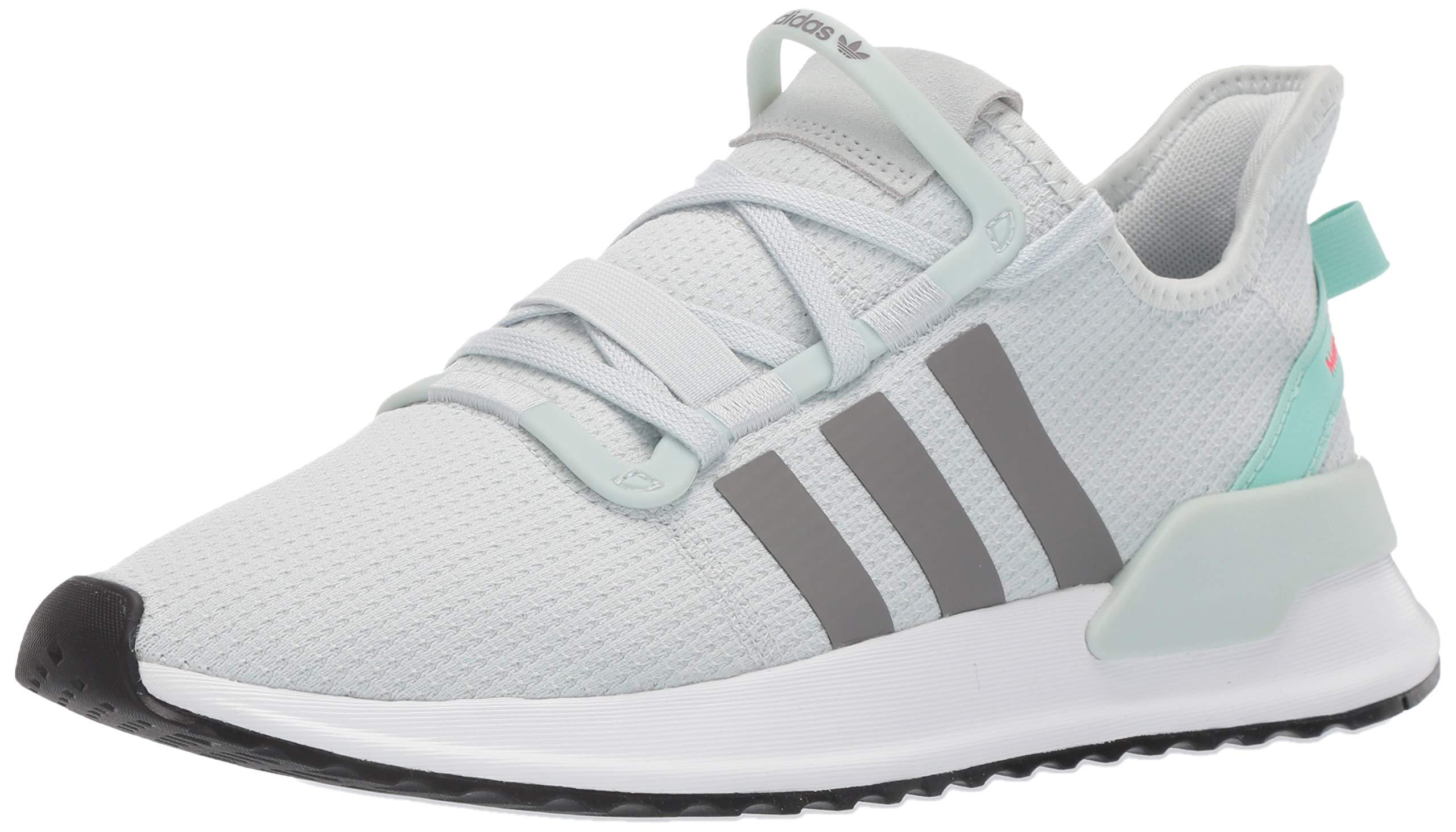 adidas Originals Men's U_Path Running Shoe, Blue Tint/ash Grey/Black, 5 M US
