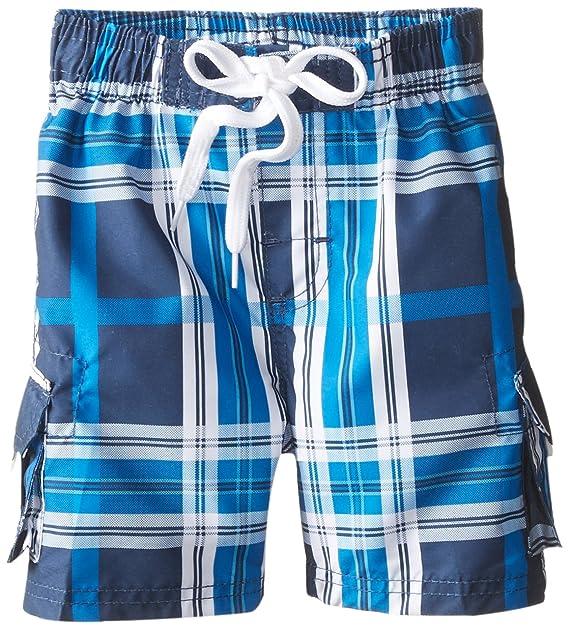 818c221e3e Kanu Surf Little Boys' Toddler Andy Swim Trunks, Navy, ...