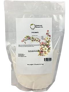 Amazoncom Grow More 14120 Organic Dolomite Lime 4 Pound
