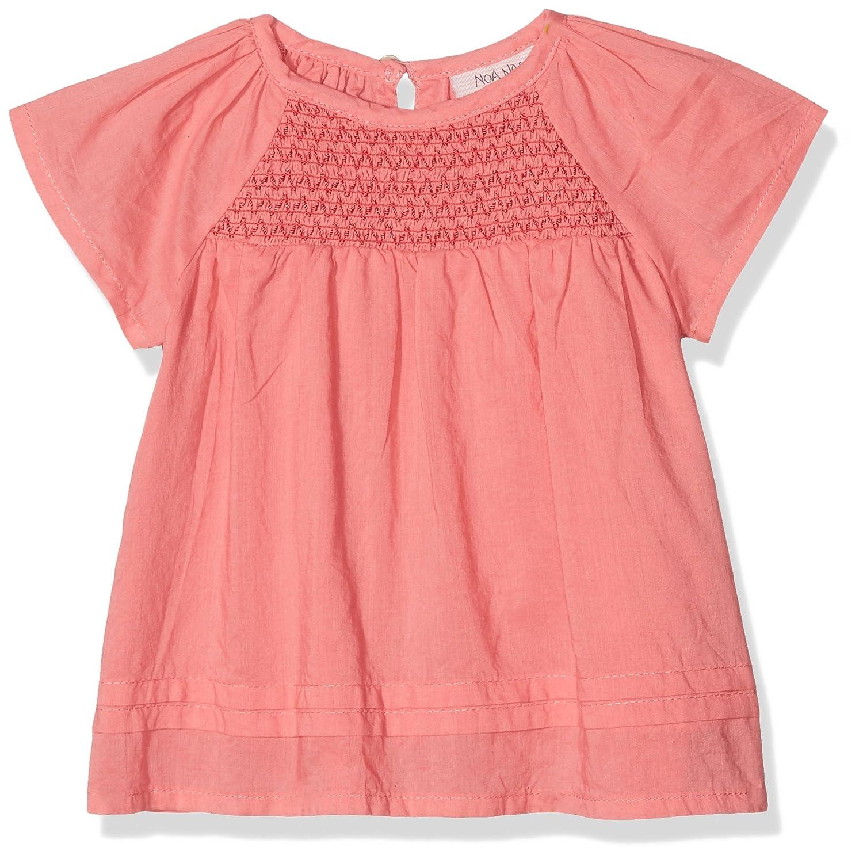 Noa Noa miniature Baby-Mädchen Bluse Blouse, Short Sleeve 2-4384-1