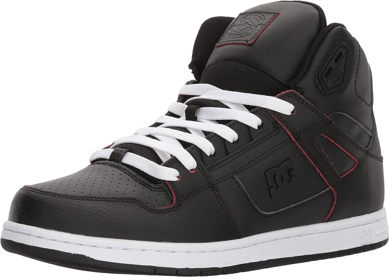 DC Men s Pure HIGH-TOP SE Skate Shoe