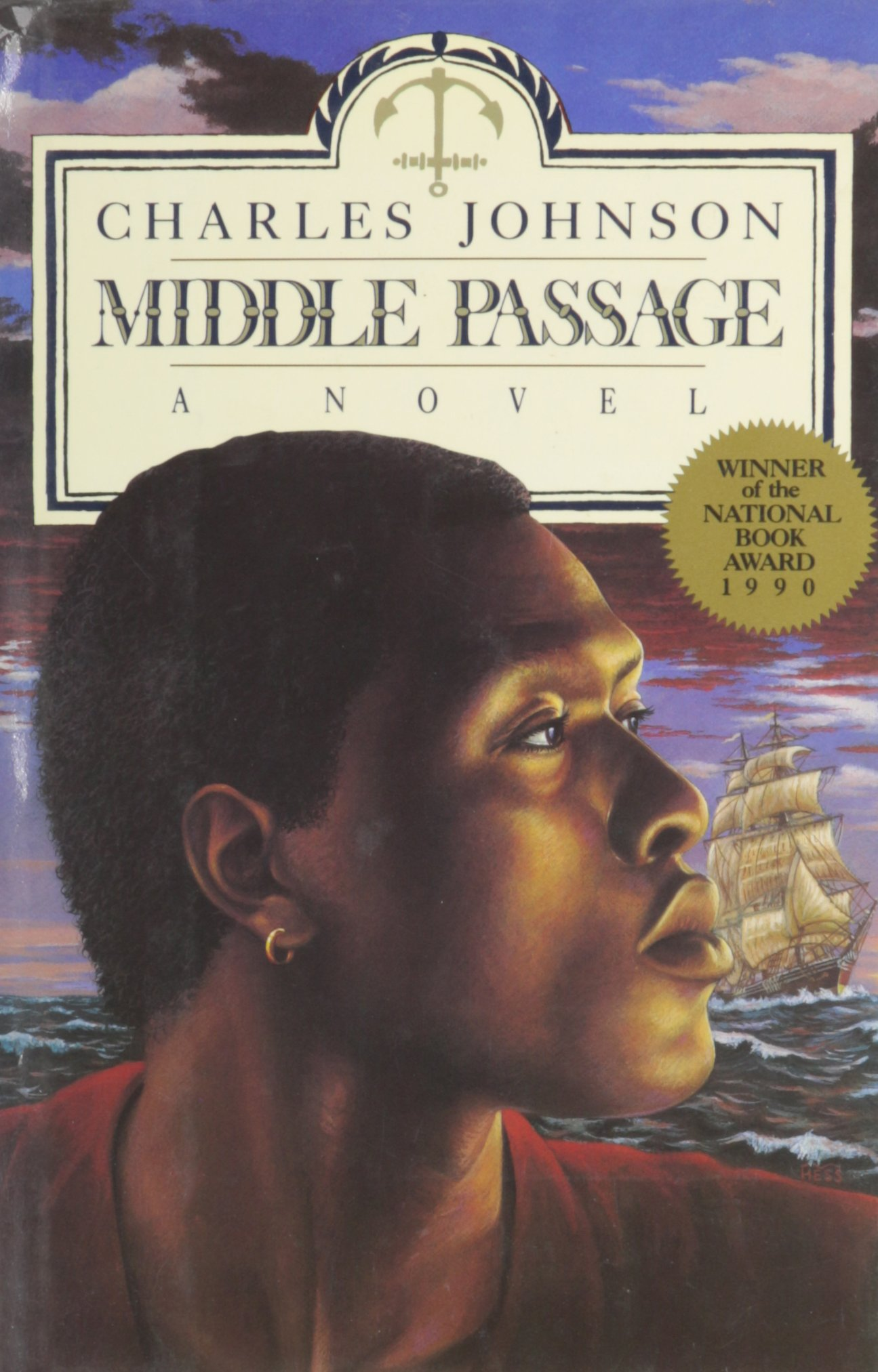 Middle Passage: Charles Johnson: 9780689119682: Amazon.com: Books