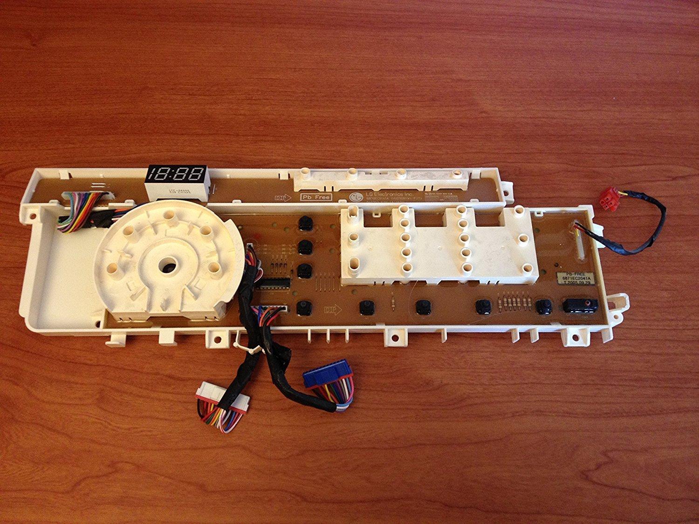 Lg Electronics 6871ec2041a Washing Machine Pcb Display Assembly Circuit Board Printing Machinepcb Manufacturing Home Improvement