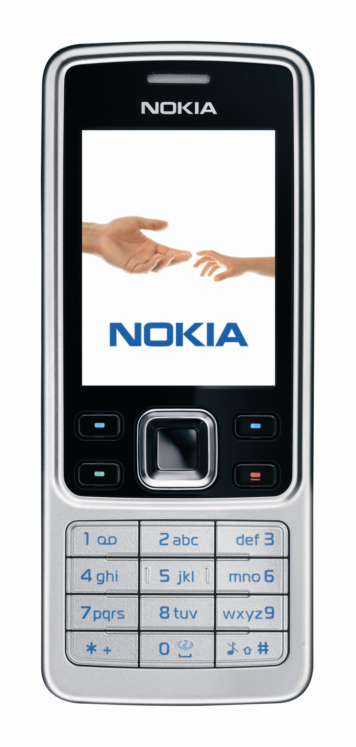 Nokia 6300 Unlocked Triband Camera Business Phone