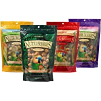LAFEBER'S Gourmet Nutri-Berries Pet Bird Food Variety Sampler Bundles, Made with Non-GMO and Human-Grade Ingredients…