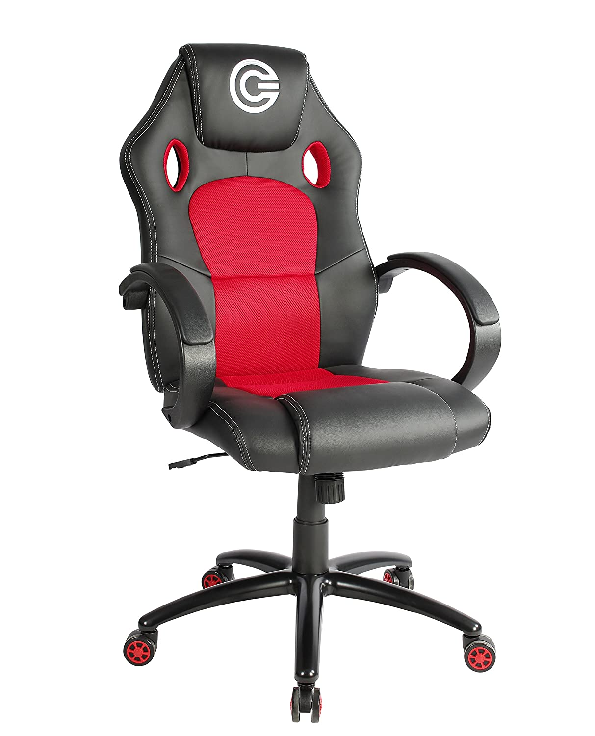 Fine Circle Gaming Office Chair Ch50 Black Red Pdpeps Interior Chair Design Pdpepsorg