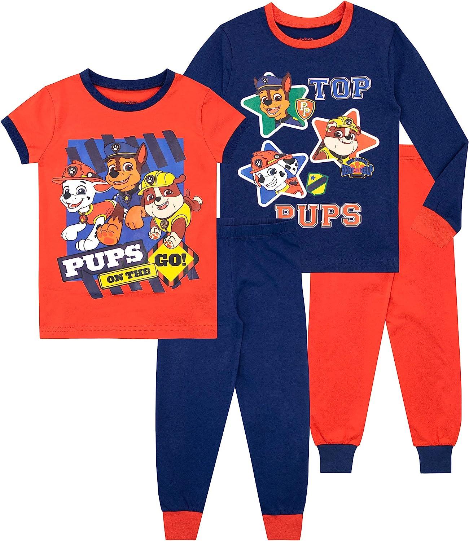 BNWT Official Boys Chase Paw Patrol Pyjamas