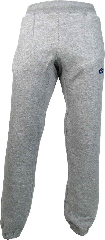Nike Mens Jog Pants Grey Marl Large: Amazon.co.uk: Clothing