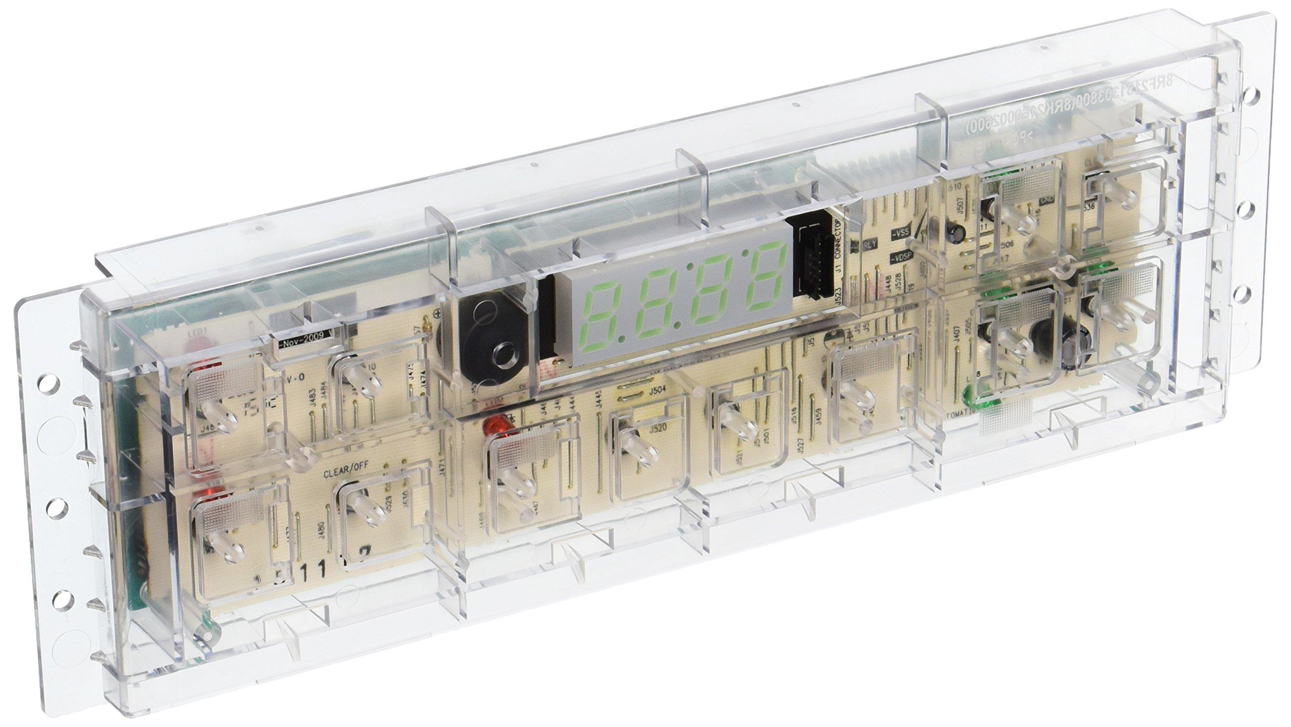 WB27T11311 GE Range Oven Control Board