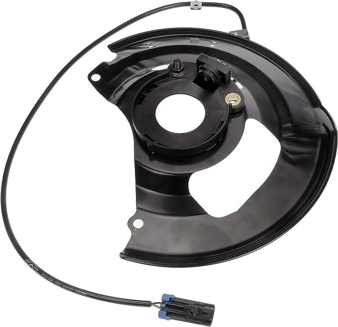Dorman 970-095 Front Passenger Side ABS Sensor with Harness for Chevrolet//GMC