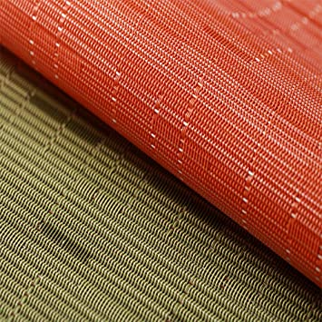 ZLDDE 5pcs Nudos de bambú Tejido de manteles Mantel de Mesa ...