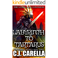 Labyrinth to Tartarus: A LitRPG Saga (The Eternal Journey Book 3) book cover