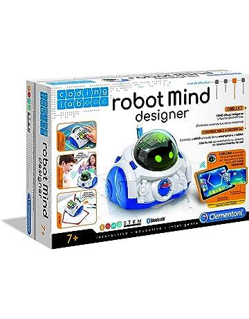 Clementoni- Mind Designer Robot, (55251)
