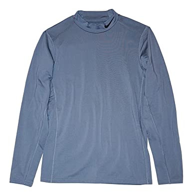 4b8020b0 Nike Long-Sleeve Dri-FIT Base Layer Shirt at Amazon Men's Clothing store: