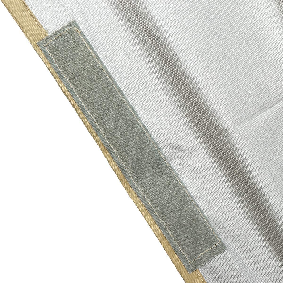 GoFoad@16Ft Piscine Couverture Solaire Rouleau Bobine Couverture Etanche Sac De Stockage Protecteur De La Poussiere Exterieure