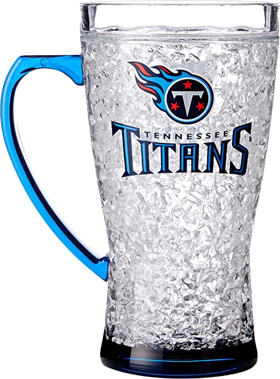 PICNIC TIME NFL Tennessee Titans Bavarian Beer Accessories Gift Set with Service for 2