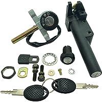 one by camamoto kit de bloqueo / cerradura (cod 77208104 kit completo cerradura para aparamenta de llave de encendido y…