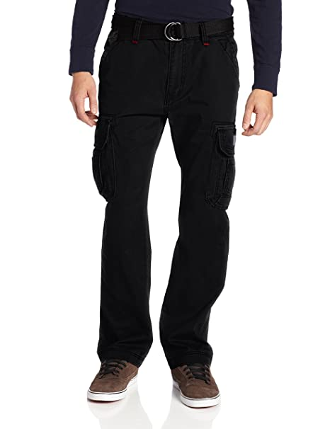 5aedad0816 UNIONBAY Men's Survivor Iv Relaxed Fit Cargo Pant-Reg and Big and Tall Sizes