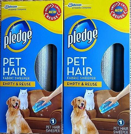 pledge fabric sweeper